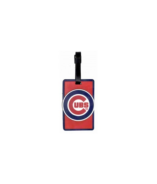 CHIC CUBS LUGGAGE TAG