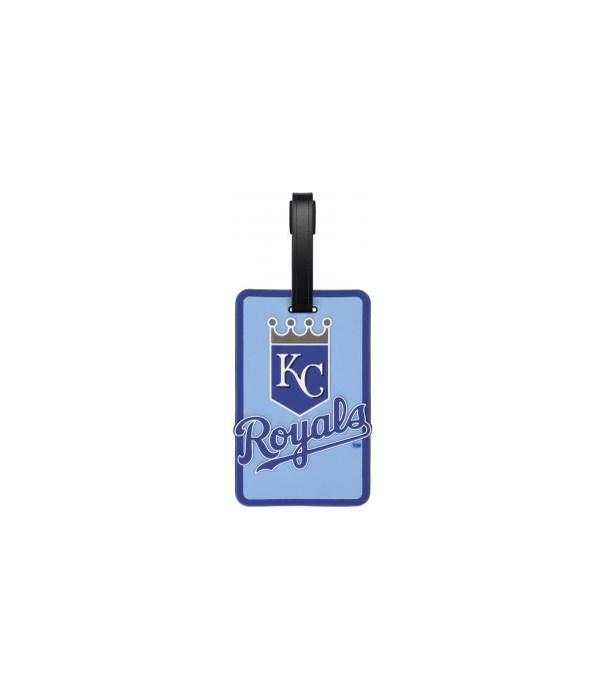 KC ROYALS LUGGAGE TAG