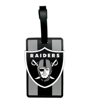 OAK RAIDERS LUGGAGE TAG