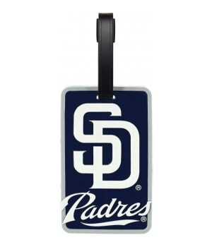 SD PADRES LUGGAGE TAG