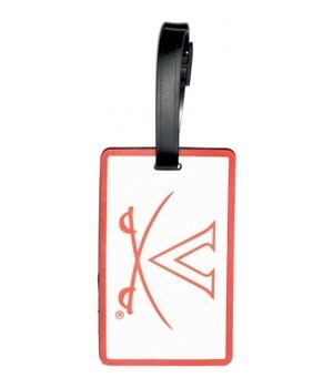 UNIV OF VA CAVALIERS LUGGAGE TAG