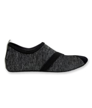 Fitkicks Small Heathered Black 2PC