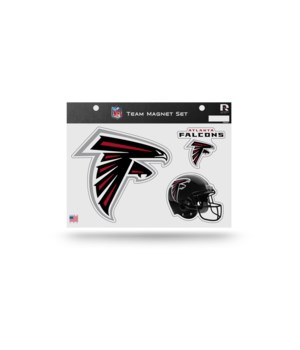 MAGNET SET - ATL FALCONS