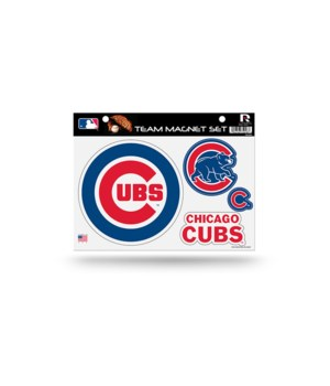 MAGNET SET - CHIC CUBS