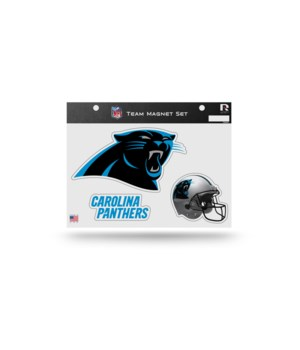 MAGNET SET - CAR PANTHERS