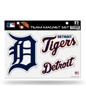MAGNET SET - DET TIGERS