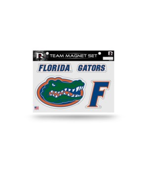 MAGNET SET - FLORIDA GATORS