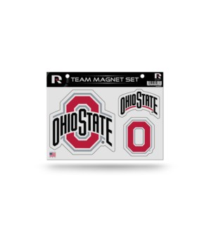 MAGNET SET - OHIO STATE