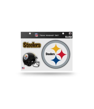 MAGNET SET - PITT STEELERS