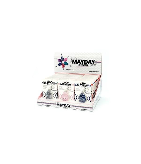MAYDAY Mini Alarm 24PC