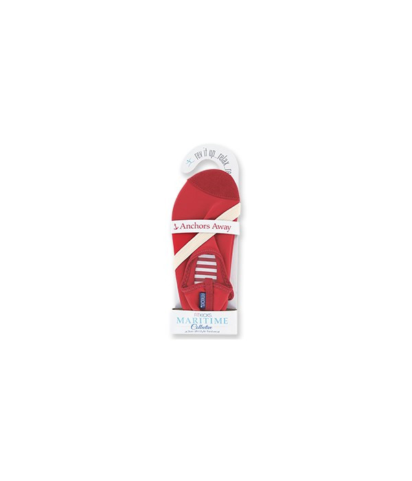 Fitkicks Maritime X-Large Red 2PC