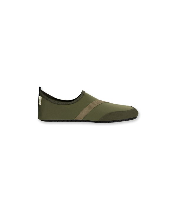 Fitkicks Men's Large Green 2PC