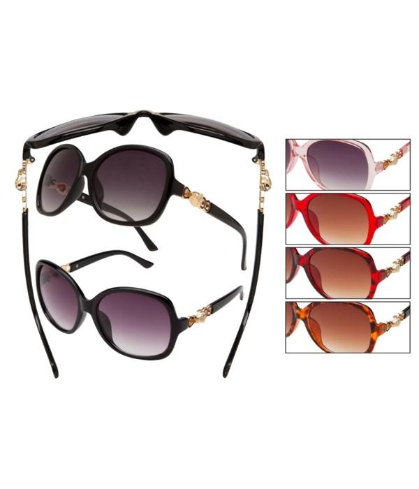 Women's Rhinestone Sunglasses
