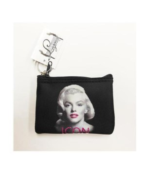 MARILYN MONROE COIN PURSE - ICON #1