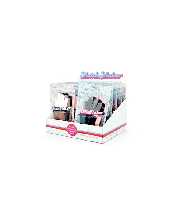 MatchMaker 3-Piece Glove Set 24PC