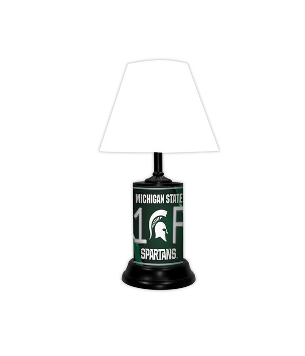 Michigan State University Lamp
