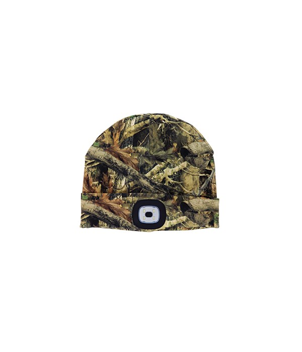 Camo Night Scout Hat Rechargeable LED 6PC