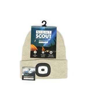 Oat Night Scout Rechargeable LED 4PC