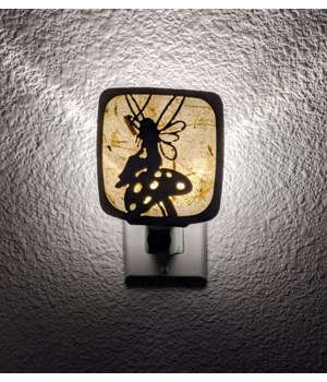 Fairy Mushroom Night Light