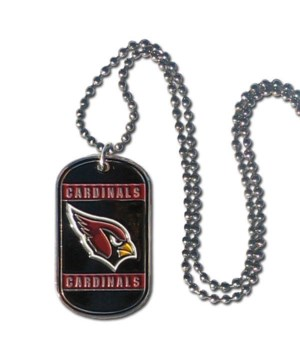 NECK TAG - ARIZ CARDINALS