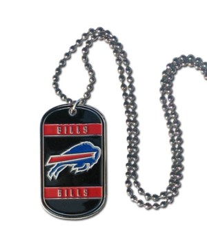 NECK TAG - BUF BILLS