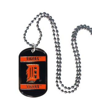 NECK TAG - DET TIGERS