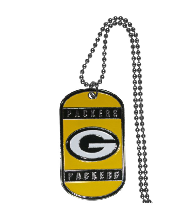 NECK TAG - GREEN BAY PACKERS