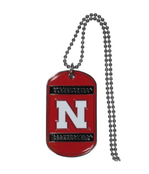 NECK TAG - NEBRASKA