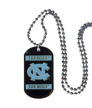 NECK TAG - NC TARHEELS