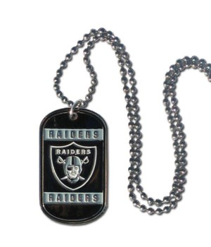 NECK TAG - OAK RAIDERS