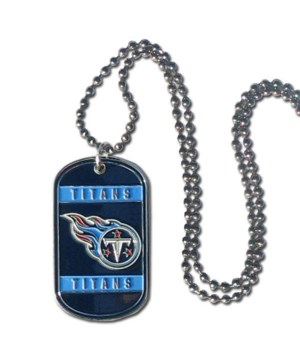 NECK TAG - TENN TITANS
