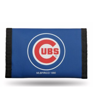 CUBS NYLON WALLET