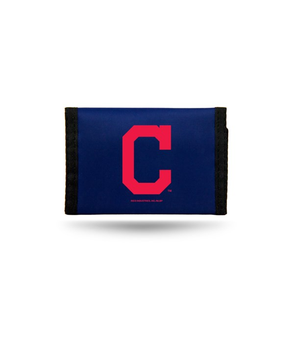 CLEV INDIANS NYLON WALLET