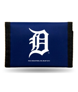 DET TIGERS NYLON WALLET
