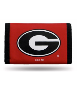 GA BULLDOGS NYLON WALLET