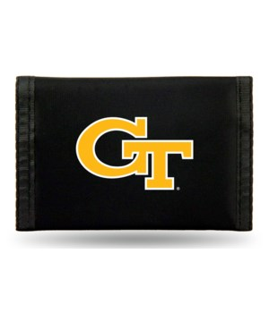 GA TECH NYLON WALLET