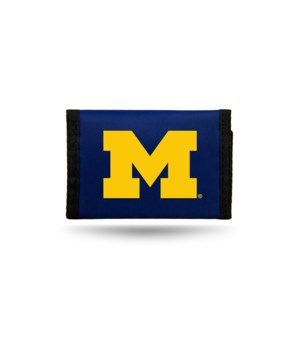 MICH WOLVERINES NYLON WALLET
