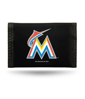MIAMI MARLINS NYLON WALLET
