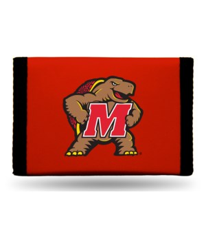 MD TERRAPINS NYLON WALLET
