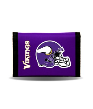 MINN VIKINGS NYLON WALLET