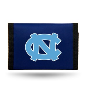 TARHEELS NYLON WALLET
