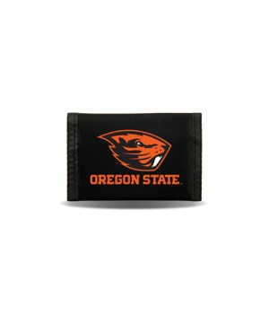 OREGON STATE NYLON WALLET