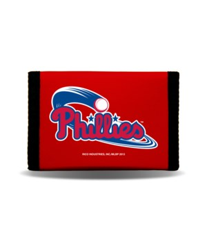 PHIL PHILLIES NYLON WALLET