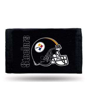 PITT STEELERS NYLON WALLET