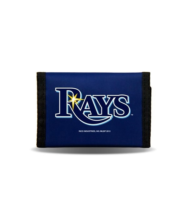 N WALLET TAMPA BAY RAYS