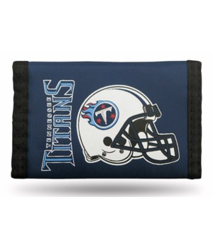 TENN TITANS NYLON WALLET