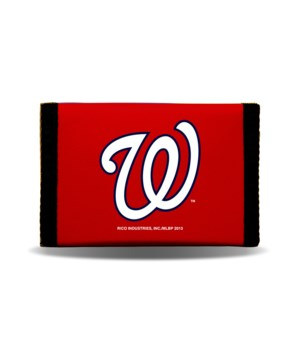 WASH NATIONALS NYLON WALLET