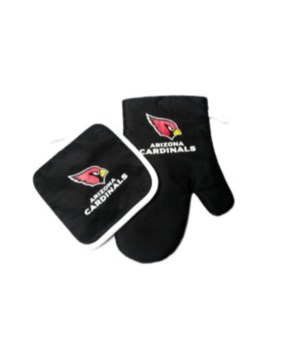 OVEN MITT/POT HOLDER - ARIZ CARDINALS