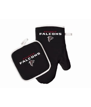 OVEN MITT/POT HOLDER - ATL FALCONS