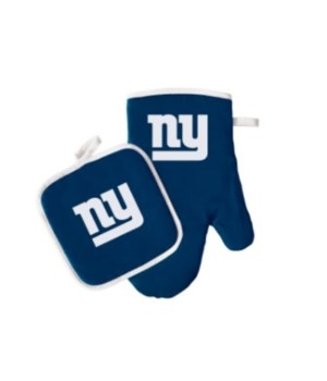 OVEN MITT/POT HOLDER - NY GIANTS